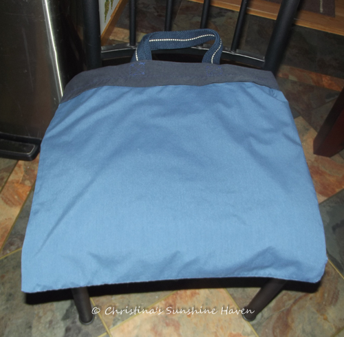 Pillowcase Grocery Bag